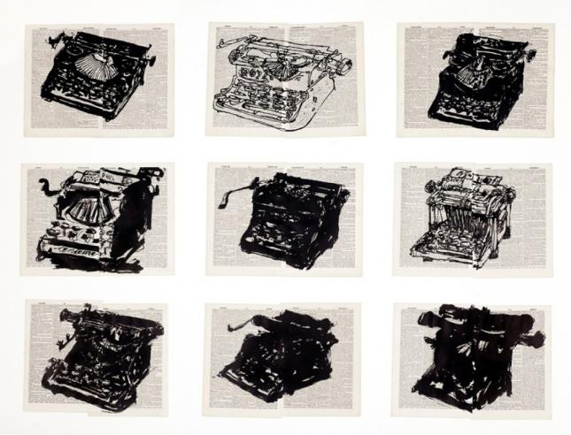 Kentridge-Universal-Archive-9-Typewriters-2012-Linocut-HR2-900x687